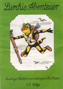 Lurchi von Salamander