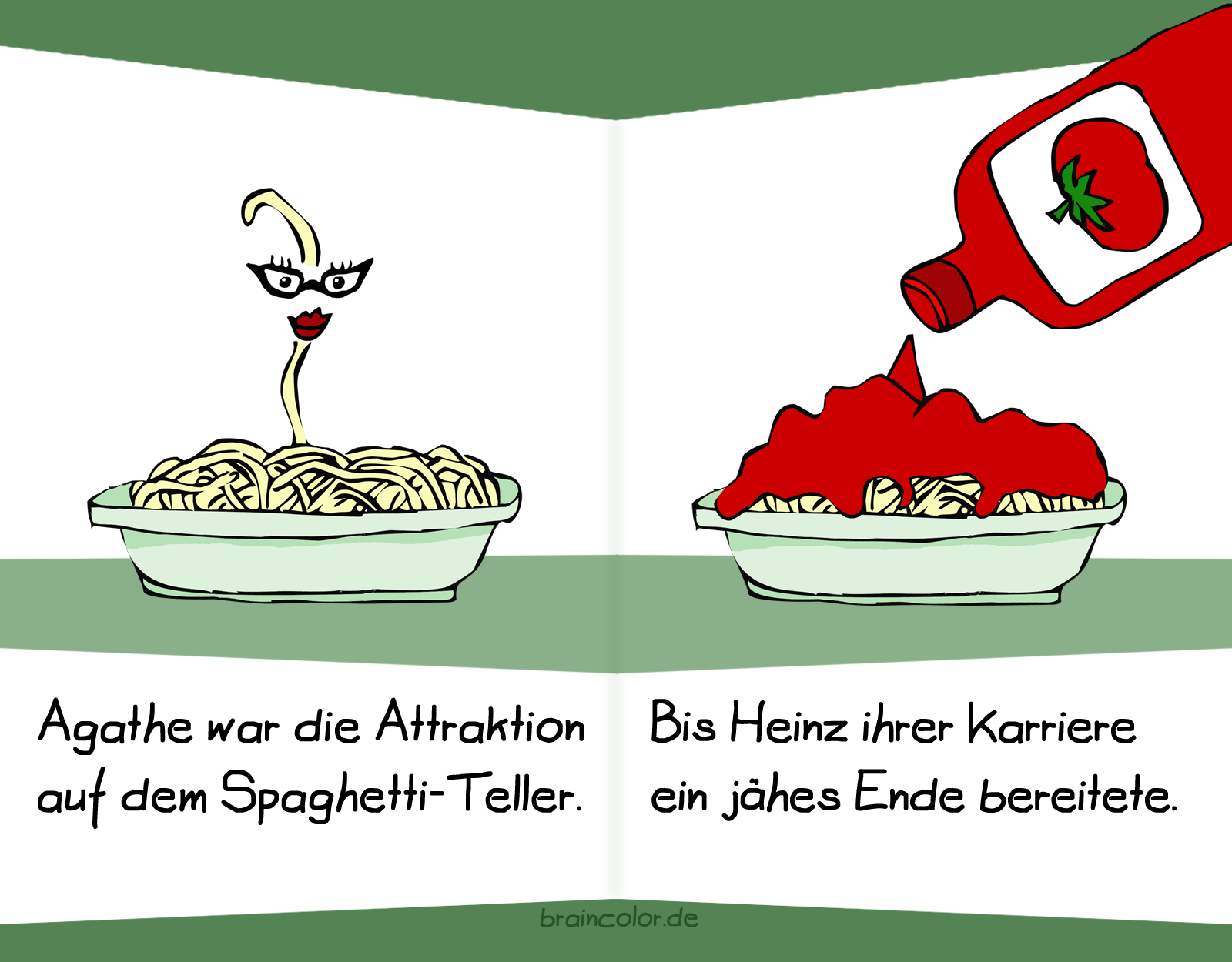 Agathe und Heinz