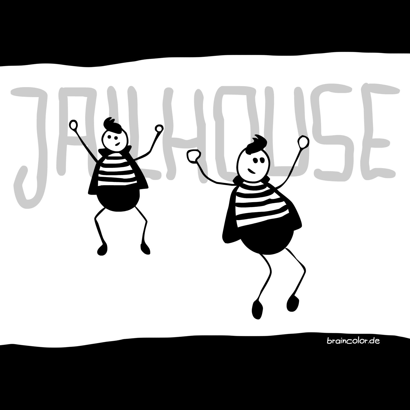 Jailhouse Rock – Elvis