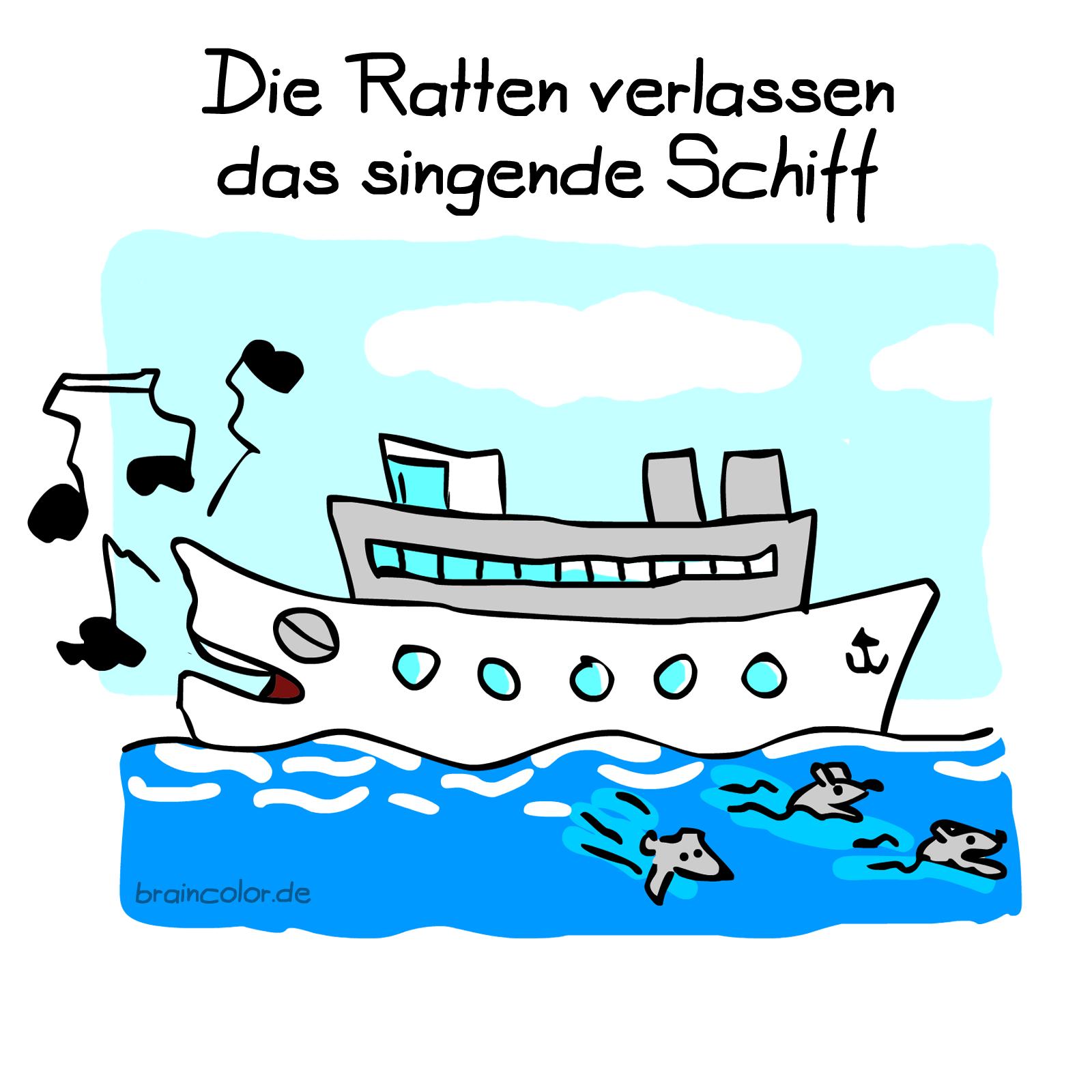 Das singende Schiff