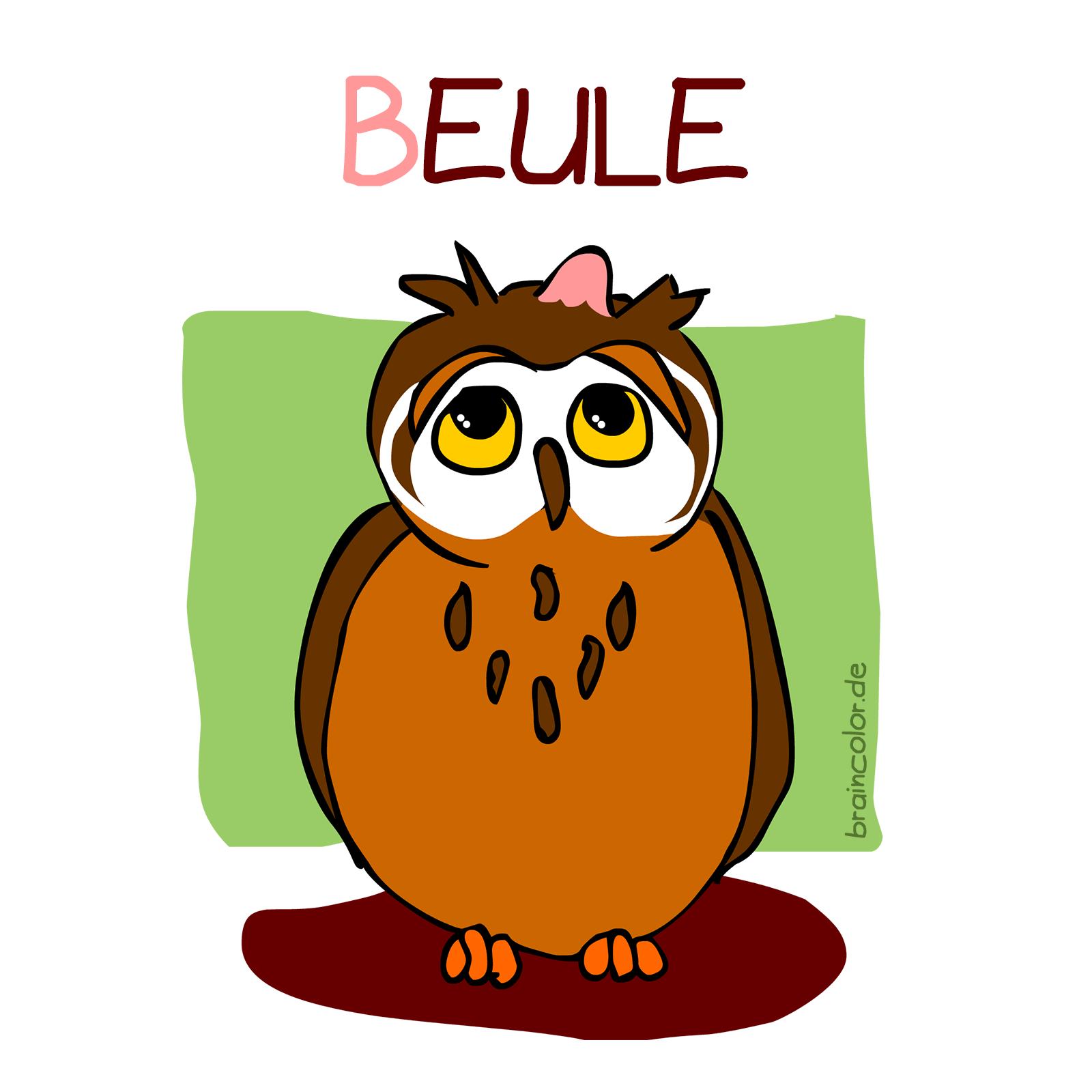 Eule-Beule