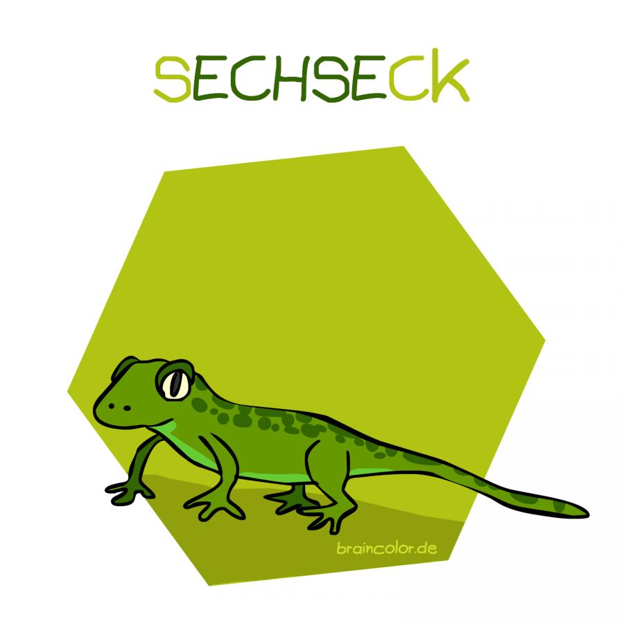 Sechseck