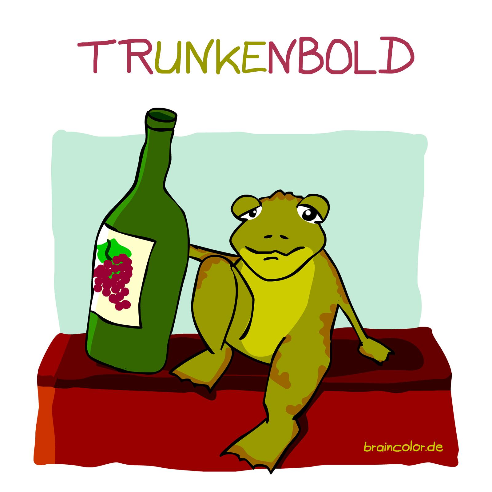 Trunkenbold