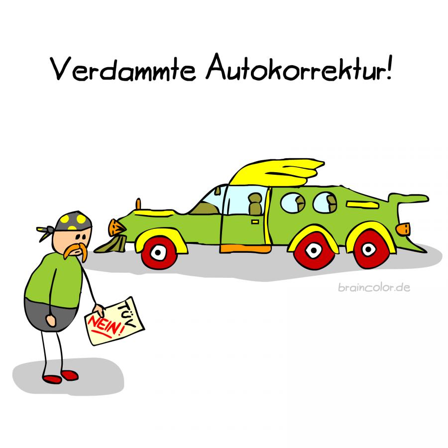 Autokorrektur