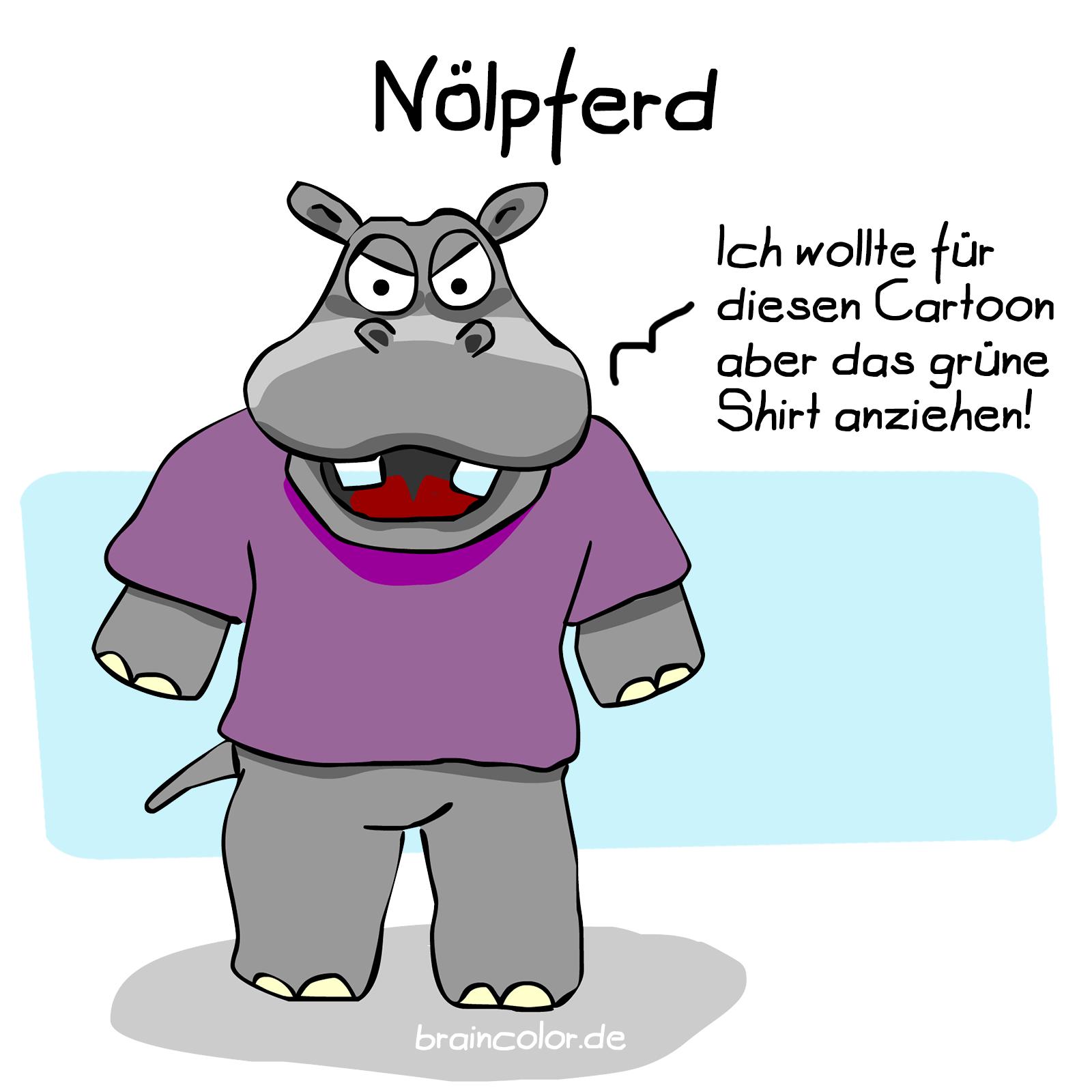 nölpferd