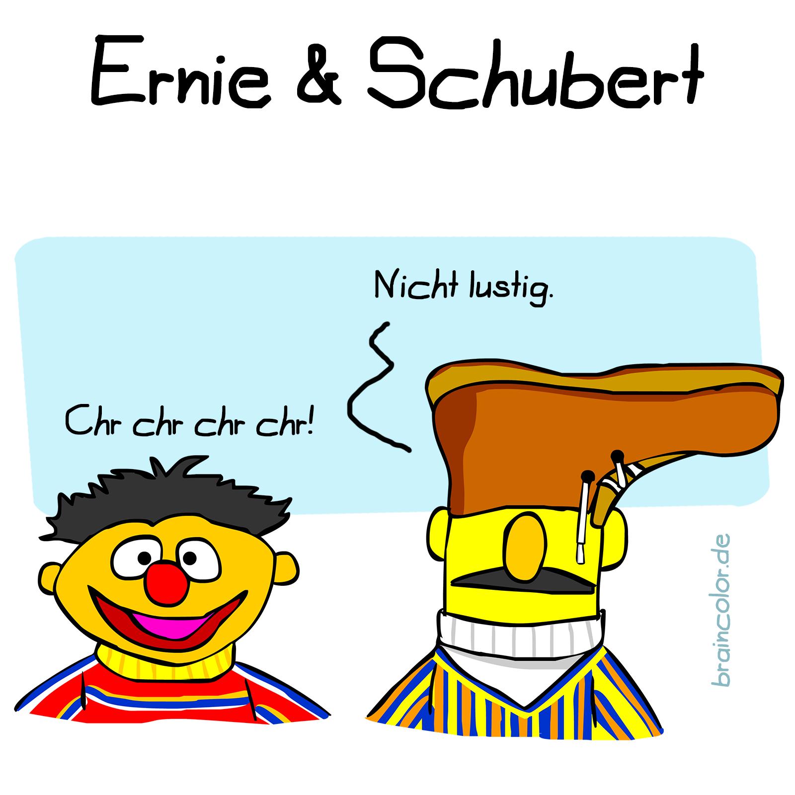 Ernie und Bert