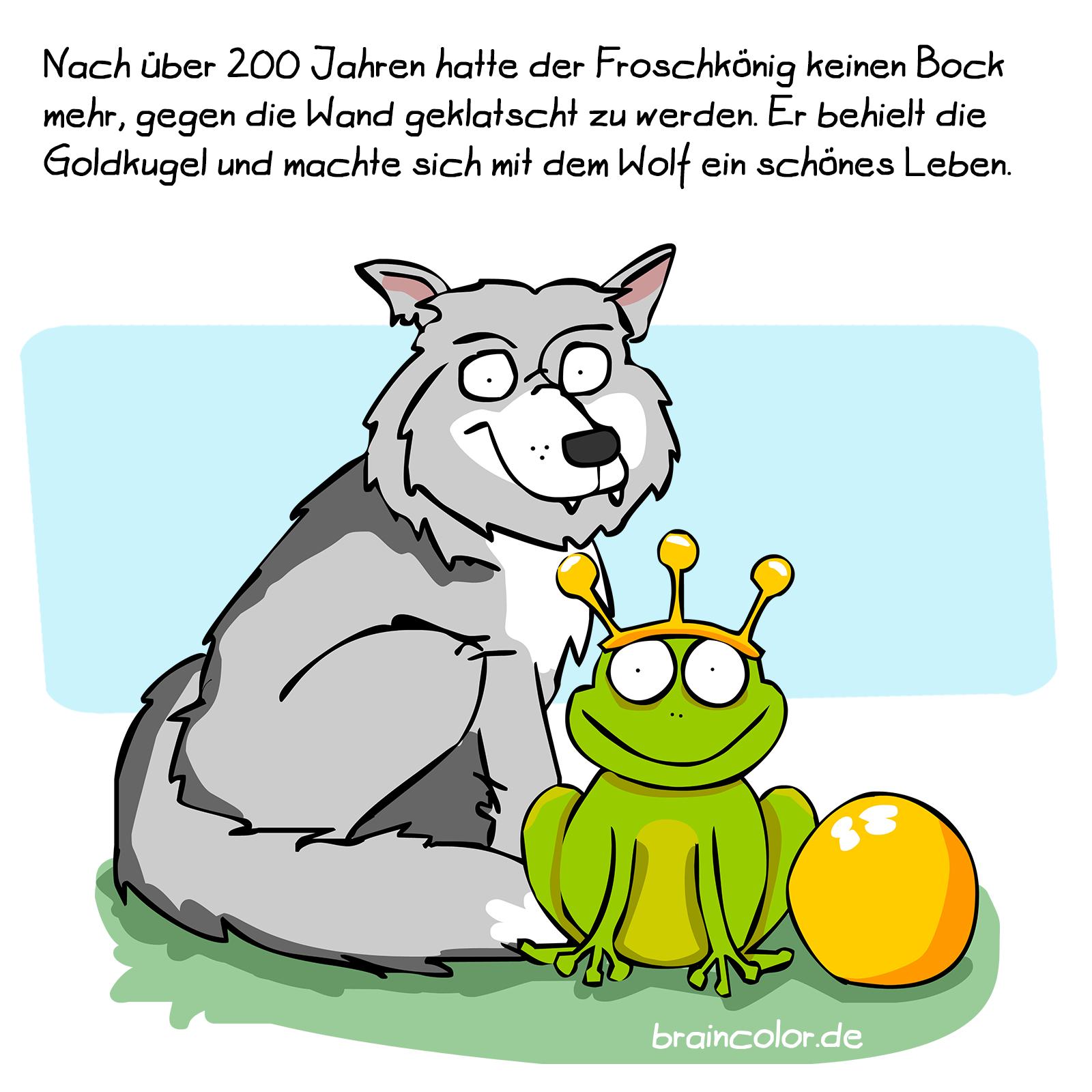 Froschkönig Update
