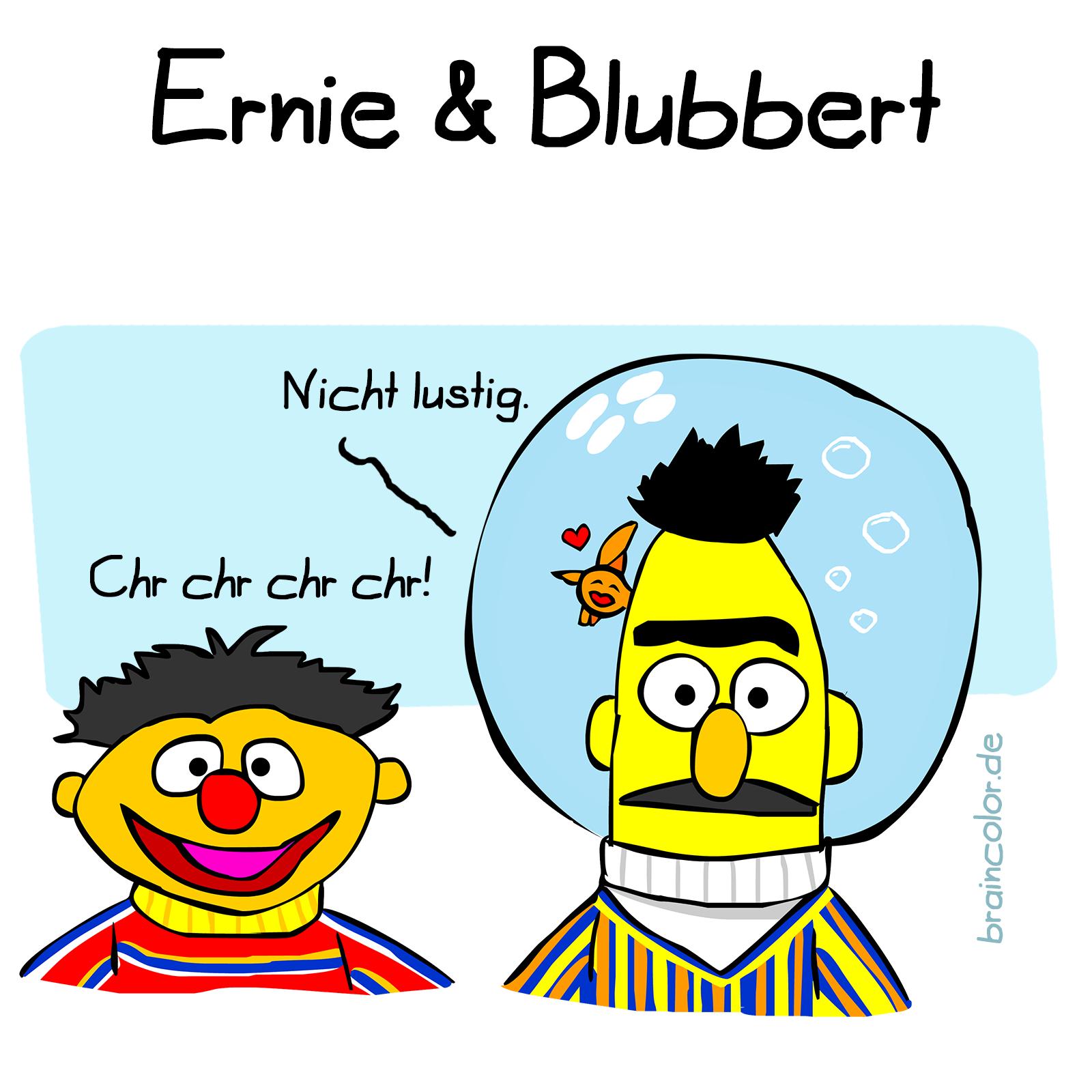 Sesamstraße Ernie und Bert