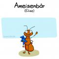 Ameisenbär - Die blaue Elise