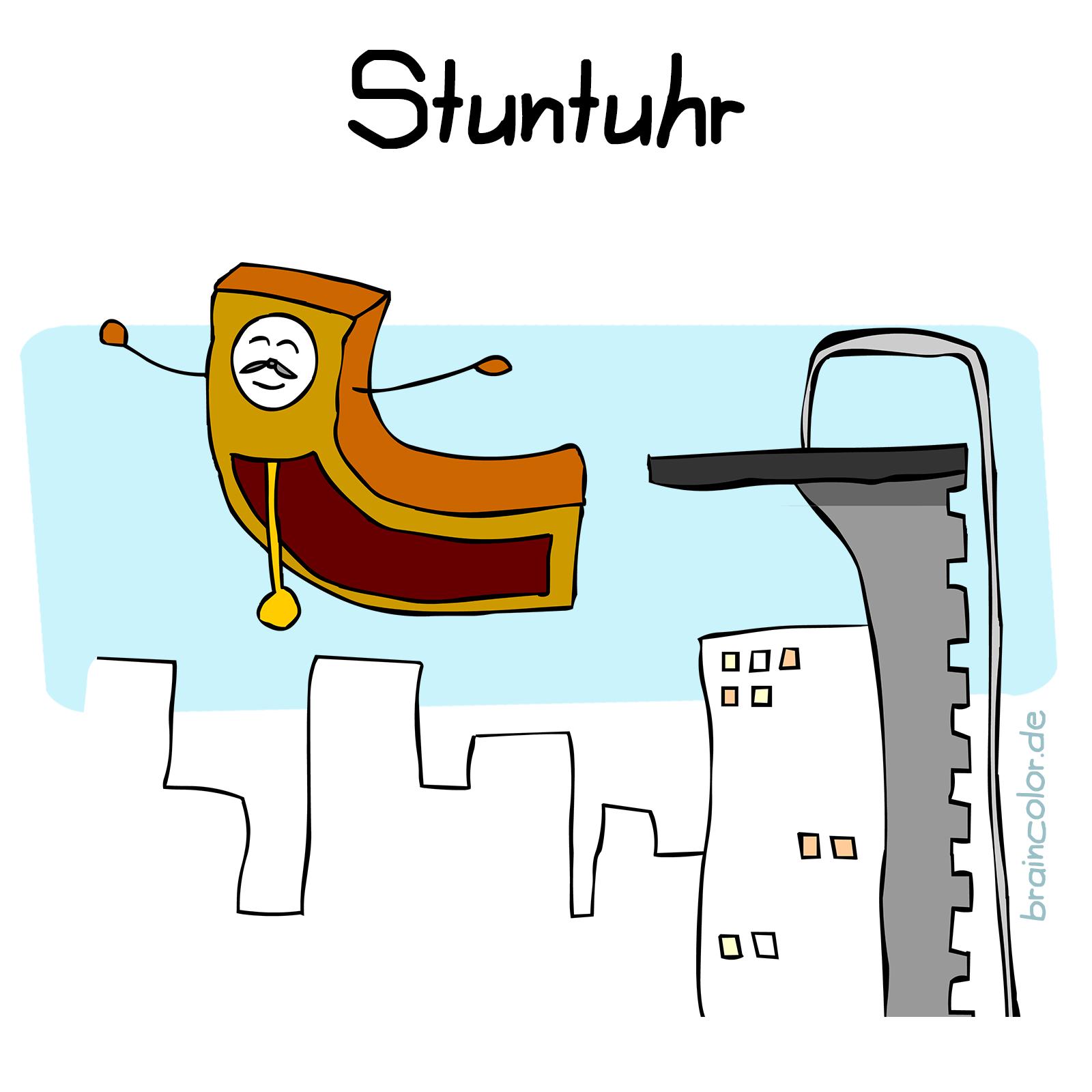 standuhr