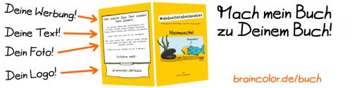 braincolor-Buch: einbuchstabedaneben
