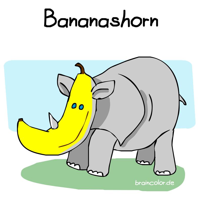 bananashorn